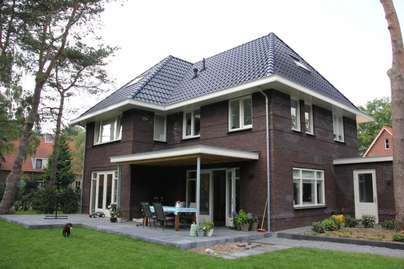 Ede, nieuwbouw woning kazerne-terrein